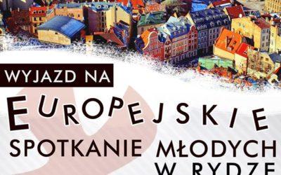 Europejskie Spotkanie Młodych w Rydze (28.12.2016-1.01.2017)