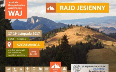 Rajd jesienny do Szczawnicy (17-19.11.2017)