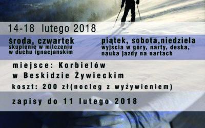 Wyjazd zimowy do Korbielowa (14-18.02.2018)
