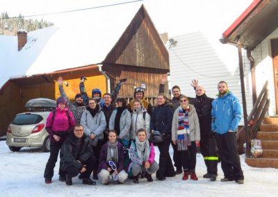 Korbielów zimowo (15-18.02.2018)