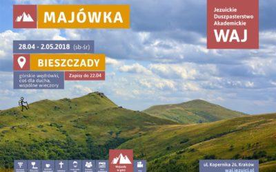 MAJÓWKA z WAJ-em (30.04-03.05.2019)
