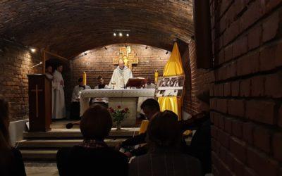 50 lat minęło! Rocznica poświęcenia kaplicy akademickiej – relacja + zdjęcia