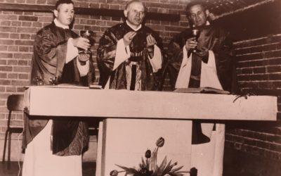 50-lecie poświęcenia kaplicy akademickiej – zaproszenie