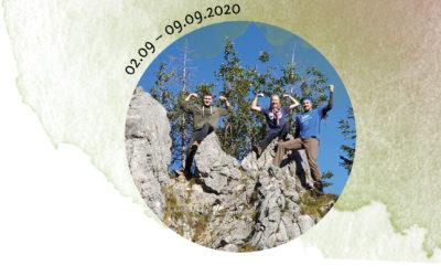 Tatry na dobry początek (2-9.09.2020)