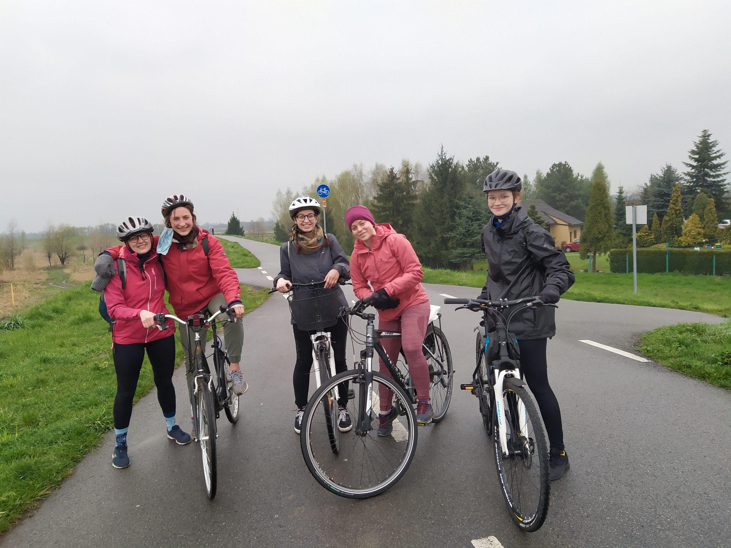 Trasa Wiślana - rowery