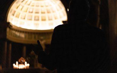 Uwielbienie w Wigilię Zesłania Ducha Świętego (22.05.2021) – relacja + zdjęcia