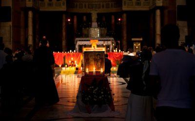 """Modlitwa ekumeniczna z kanonami Taizé """"W sercu Jezusa jest miejsce dla każdego"""" – relacja + zdjęcia"""